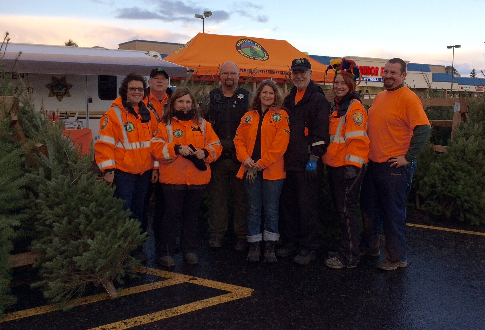 YCSAR Tree Sale